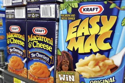 Le géant agroalimentaire américain Kraft Foods ( (Photo: AP)