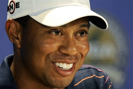 Tiger Woods... (Photo: AFP)