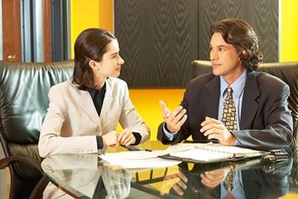 Les entrevues d'emploi ne se limitent plus comme... (Photothèque: La Presse)