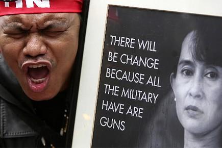 La résolution de l'ONU réclame la libération immédiate... (Photo: Reuters)
