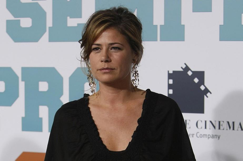 L'actrice Maura Tierney est la vedette principale de... (Photo: AFP)