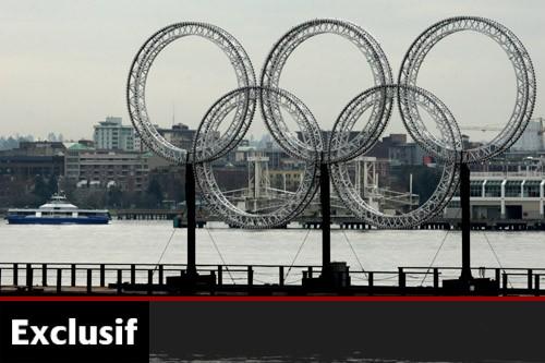 De la promotion des Jeux olympiques de Vancouver... (Photo: PC)