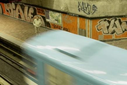 «Le graffiti est un fléau qui occasionne des... (Photo: Ivanoh Demers, La Presse)