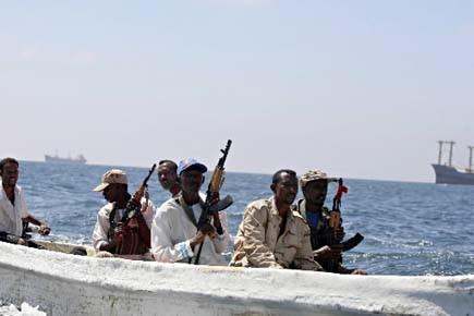 Un cargo battant pavillon britannique, Asian Glory, a été... (Photo: AFP)