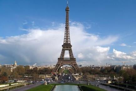 La Tour Eiffel est le monument préféré des... (Photo: Lazar Mihai-Bogdan)