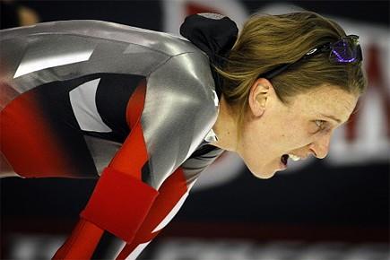 Kristina Groves... (Photo: CP)