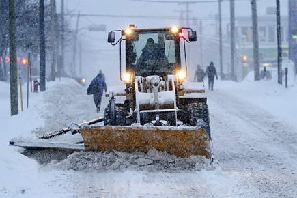 Au Nouveau-Brunswick, NB Energie a rapporté des pannes... (Photo: CP)