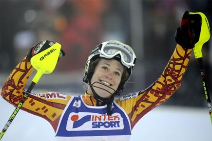 Anna Goodman... (Photo: AFP)