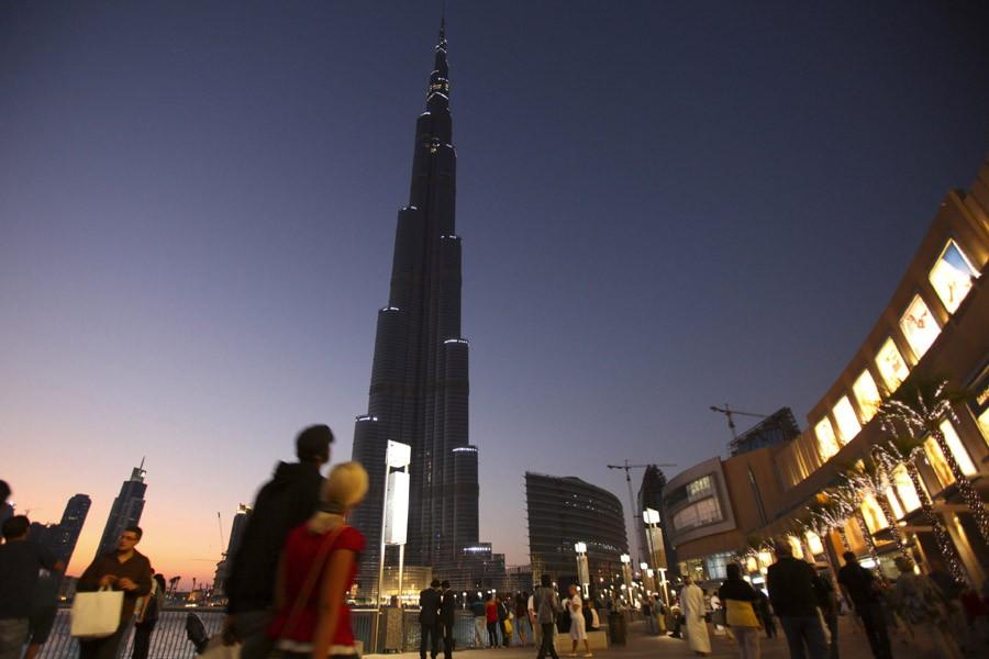 Le promoteur de Burj Dubai, Emaar Properties, reste... (Photo: Reuters)