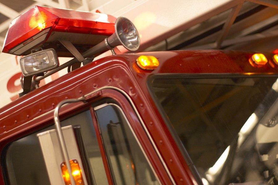 Un homme d'environ 35 ans est mort dans l'incendie de... (Photothèque La Presse)