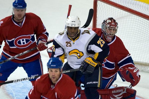 Le Canadien a vaincu les Sabres de Buffalo... (Photo Robert Skinner, La Presse)