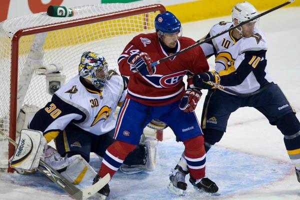 Le Canadien a gardé le meilleur pour la fin.... (Photo Robert Skinner, La Presse)