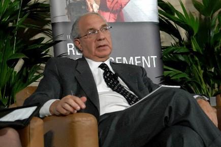 Ted Rogers, de l'entreprise de télécommunications du même... (Photo: PC)