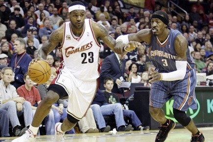 Malgré les 29 points incrits par LeBron James,... (Photo: AP)