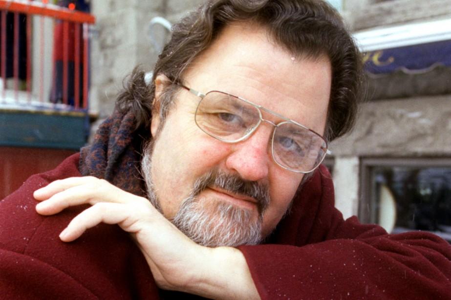L'écrivain Bruno Roy a été emporté hier par... (Photo: Alain Roberge, archives La Presse)