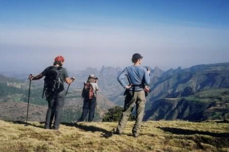 Le plateau du Simien, en Ethiopie... (Photo: archives La Presse)