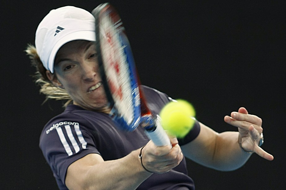 Justine Henin... (Photo: AFP)