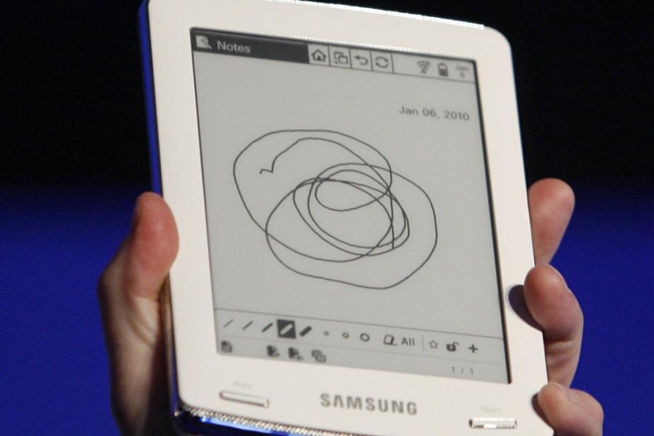 Le E6 de Samsung... (Photo: Reuters)