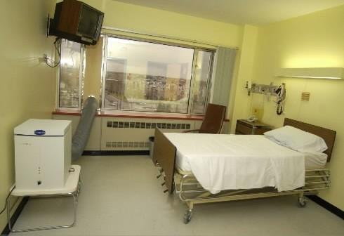 Partager une chambre d 39 h pital augmente les risques d for Chambre d hopital