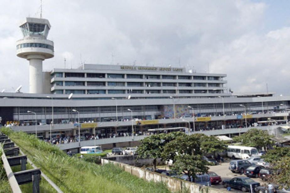 L'aéroport de Lagos, au Nigéria.... (Photo: AFP)