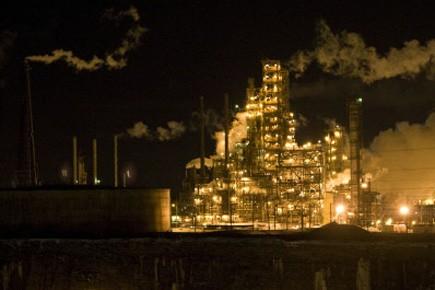 Si Shell va de l'avant avec la fermeture... (Photo: Robert Skinner, La Presse)