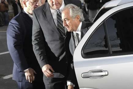 Le financier déchu, Bernard Madoff.... (Photo: AP)