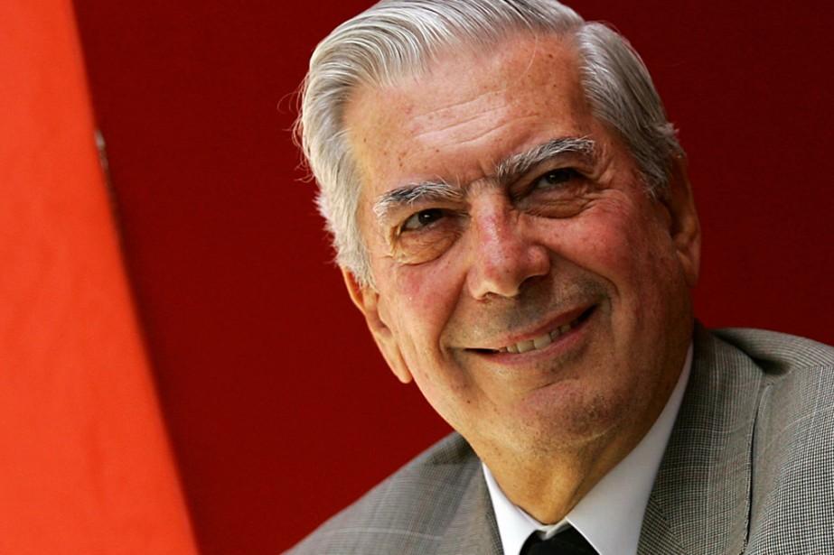 Mario Vargas Llosa... (Photo: AFP)