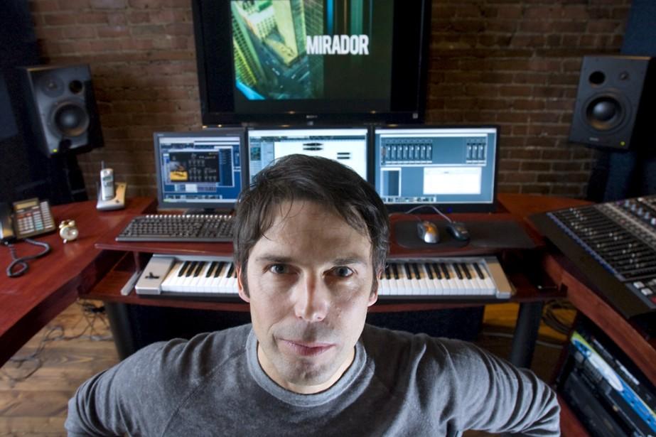 Depuis une dizaine d'années, le compositeur Christian Clermont... (Photo: Alain Roberge, La Presse)