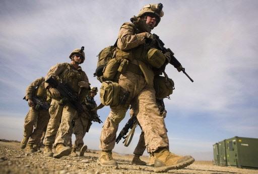 Des militaires américains en poste en Afghanistan.... (Photo: Reuters)