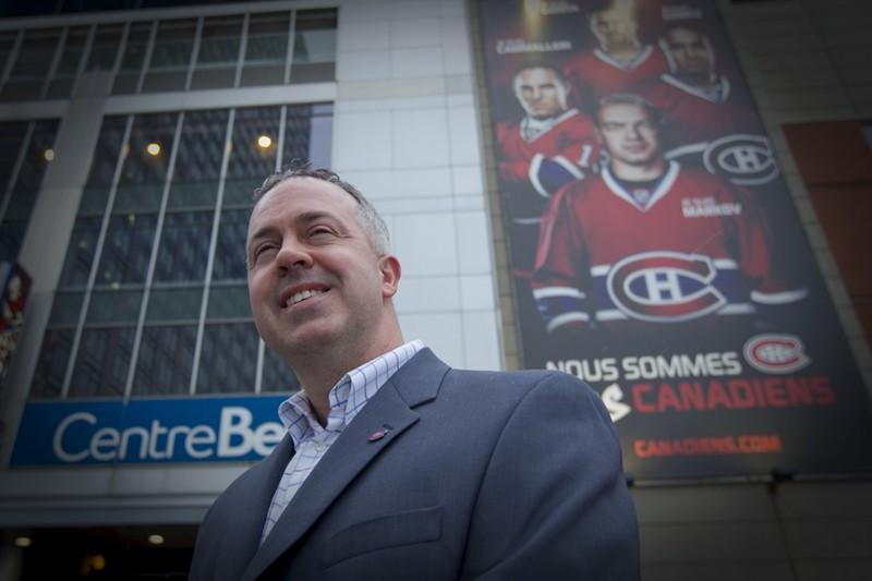 Ray Lalonde... (Photo André Pichette, La Presse)