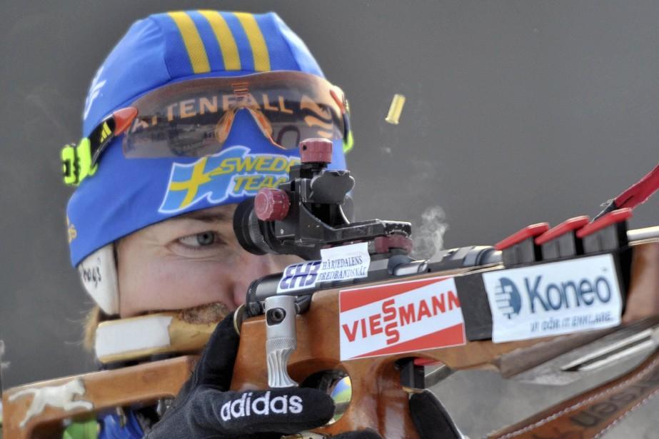 Anna-Carin Zidek... (Photo: Reuters)