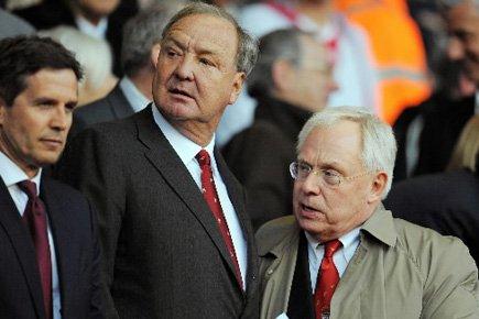 Tom Hicks (à gauche) et George Gillett.... (Photo: AFP)