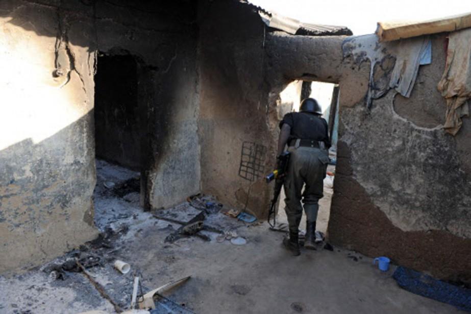 Les affrontements religieux sont fréquents au Nigeria: un... (Photo: AFP)