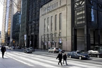La Bourse de Toronto a clôturé en hausse, vendredi, alors que les... (Photo: PC)