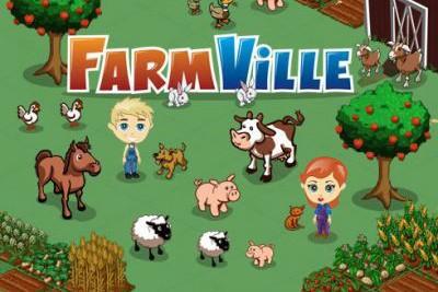 Le jeu Farmville est le plus populaire en...
