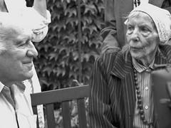 Ursula Vian-Kübler, à droite, ici en compagnie de... (Photo France 5)