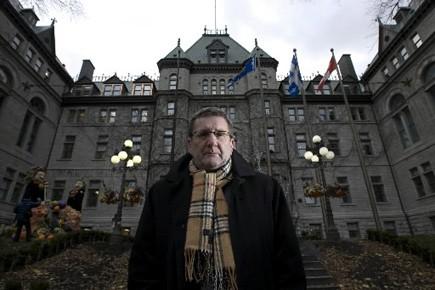 Québec, une ville qui a le vent dans... (Photo: Alain Roberge, La Presse)