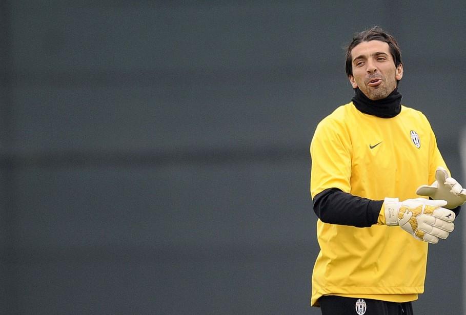 Gianluigui Buffon... (Photo: AFP)