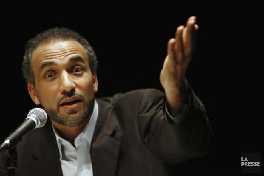 L'islamologue suisse Tariq Ramadan est une personnalité médiatique... (Photo: François Roy, La Presse)