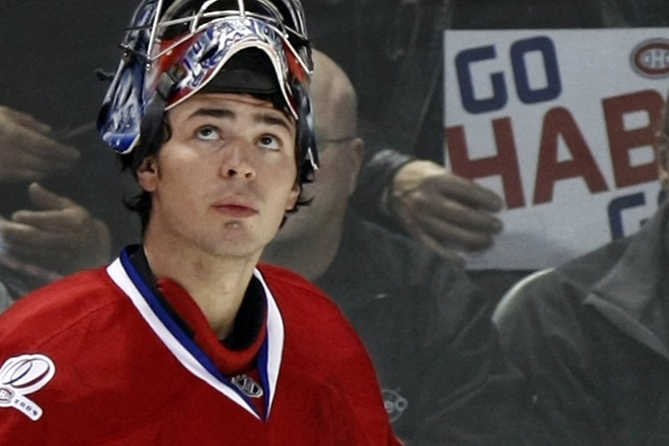 Carey Price... (Photo: PC)