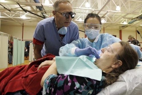 Certains chirurgien-dentistes utilisent l'hypnose à la place d'anesthésiants... (Photo: AP)