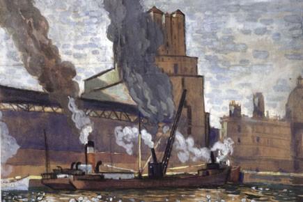 Alexander Bercovitch Cherson, Ukraine, 1891 - Montréal 1951... (Musée national des beaux-arts du Québec)