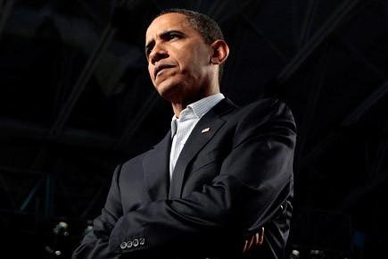 Officiellement, l'absence de Barack Obama est causée par... (Photo: AP)