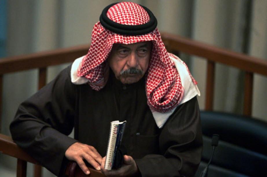 Ali Hassan Al-Majid, dit «Ali le Chimique», en... (Photo: archives AP)