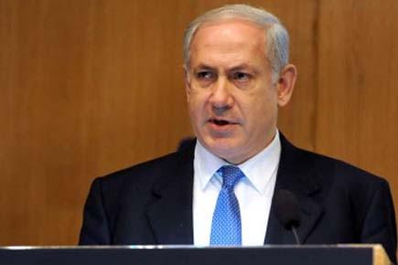 Benjamin Netanyahu... (Photo: AFP)