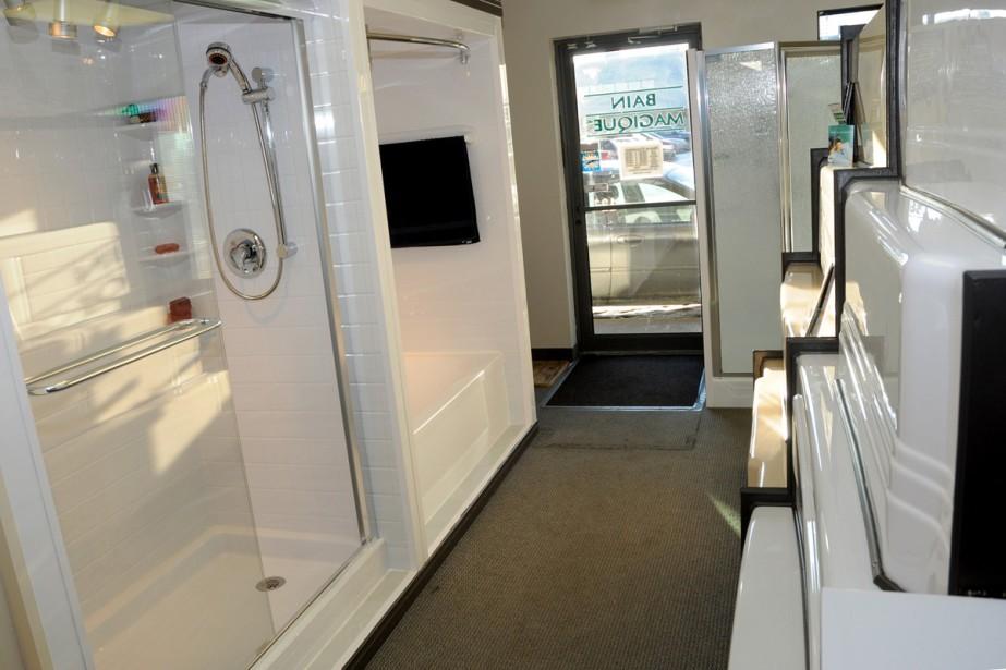 Transformer la salle de bain en une journ e lise for Transformer salle de bain