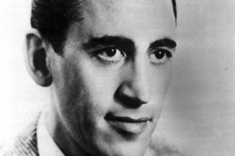 J.D. Salinger photographié en 1951.... (Photo: archives AP)