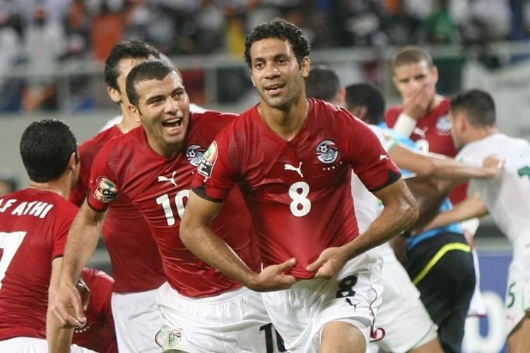 L'Egypte, championne d'Afrique pour la troisième fois consécutive,... (Photo: AFP)