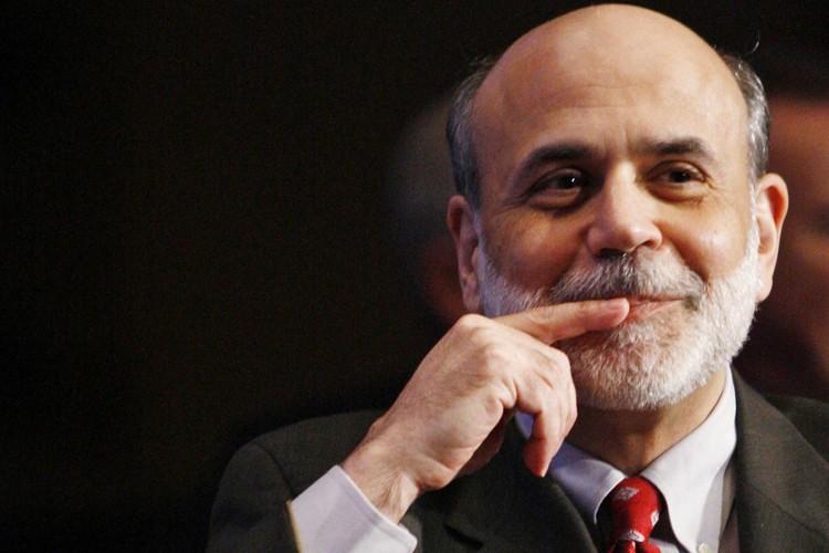 Le président de la Réserve fédérale américaine, Ben... (Photo: Reuters)