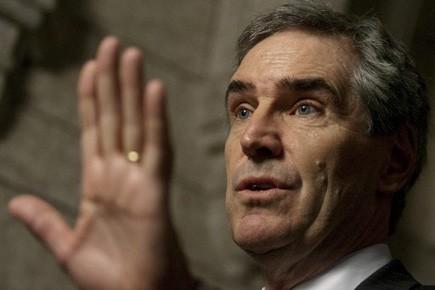 Le chef du Parti libéral du Canada Michael... (Photo: Pawel Dwulit, PC)